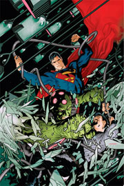 Superman: Last Stand of New Krypton #3