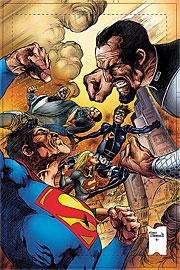 Superman: War of the Supermen #1