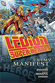 Legion of Super-Heroes: Enemy Manifest TP