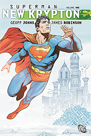 Superman: New Krypton vol.1 TP