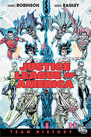 Justice League of America: Team History HC