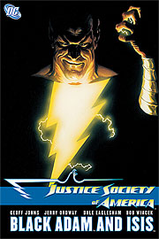 JSA: Black Adam and Isis TP