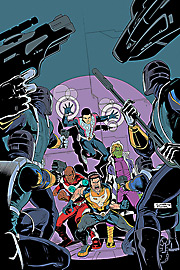 Legion of Super-Heroes (vol.VI) #7