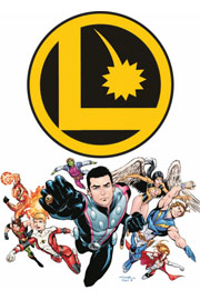 Legion of Super-Heroes (vol.VI) #9