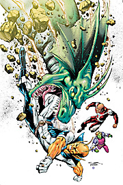 Legion of Super-Heroes (vol.VI) #10