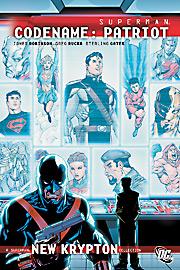Superman: Codename Patriot TP