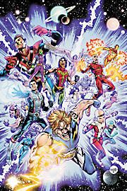 Legion of Super-Heroes: The Choice HC