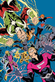 Legion of Super-Heroes (vol.VI) #12