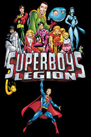 DC Comics Presents: Superboy's Legion
