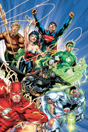 DC Comics: The New 52 HC