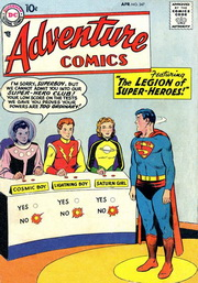 Adventure Comics (vol.I) #247