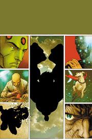 Copertina provvisoria di Adventure Comics (vol.III) #1 Disegno di Francis Manapul