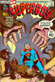 Superboy (vol.I) #172 Copertina di Neal Adams
