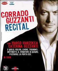 """La locandina di """"Recital"""""""