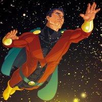 Il Mon-El di Terra-247 visto da Tom Feister. Clicca sull'immagine per ingrandirla