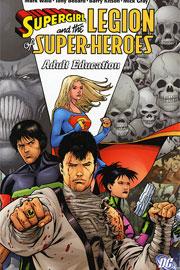 Il volume con gli ultimi episodi della Legione scritti da Mark Waid. Disegni di Barry Kitson