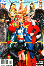 Justice Society of America (vol.III) #26
