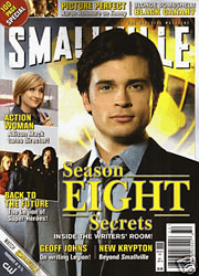 """Smallville Magazine"" #32 (Titan Books)"