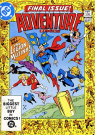 Adventure Comics (vol. I) #503