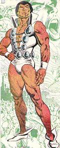 Un'immagine del legionario Tyroc