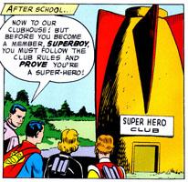 Vignetta da Adventure Comics (vol.I) #247