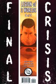 "Sliver cover di ""Final Crisis: Legion of 3 Worlds"" #5"