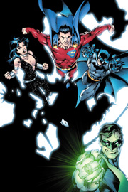 La nuova Justice League vista da Mark Bagley