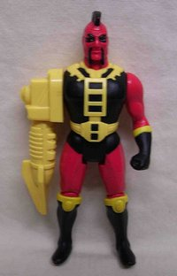 Super Powers - Series 3 (1986): Tyr