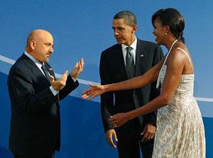 """""""No, Michelle, non ho detto 'abbronzata', ho detto 'Black Lantern'!"""""""