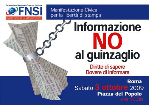 Informazione: NO al guinzaglio!
