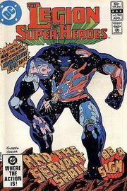 Legion of Super-Heroes (vol.II) #290