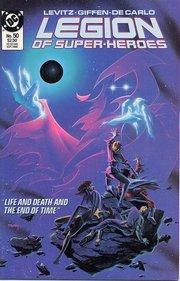 Legion of Super-Heroes (vol.III) #50