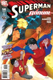 Superman Annual #14
