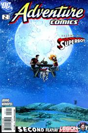 Adventure Comics (vol.III) #2