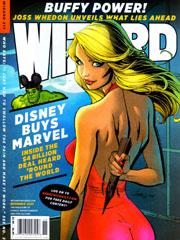 Wizard Magazine #217