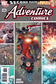Adventure Comics (vol.III) #3