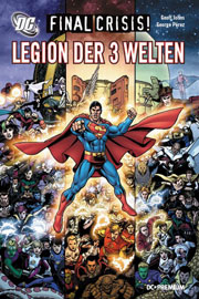 Final Crisis: Legion Der 3 Welden SC (Panini Comics Deutschland)