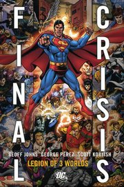 Final Crisis: Legion of 3 Worlds HC