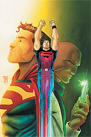 Superboy: Boy of Steel HC