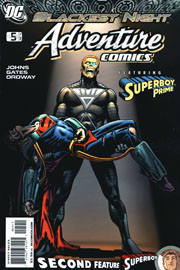 Adventure Comics (vol.III) #5