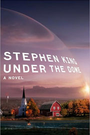 "Copertina di ""Under the dome"", l'ultimo romanzo di Stephen King (2009)"