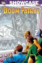 Showcase presents: Doom Patrol vol. 1 TP