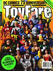 ToyFare #152 - DC Universe cover