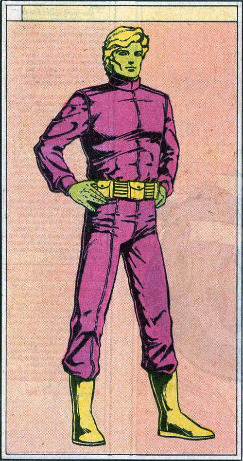 """Un'illustrazione di Colleen Doran da """"Who's Who in the Legion of Super-Heroes"""" #1 (1988)"""