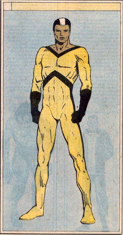 """Un'illustrazione di Colleen Doran da """"Who's Who in the Legion of Super-Heroes"""" #3 (1988)"""