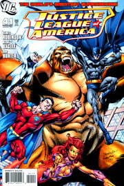 Justice League of America (vol.II) #41