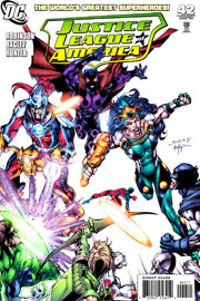 Justice League of America (vol.II) #42