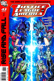 Justice League of America (vol.II) #43