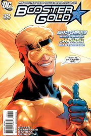Booster Gold (vol.II) #32