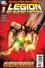 Legion of Super-Heroes (vol.VI) #1